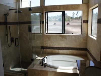 Bathroom remodeling specialist contractor in orange county ca for Bath remodel orange county ca
